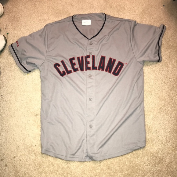 newest collection 2cf51 e7f2f Jason Kipnis Cleveland Indians MLB jersey